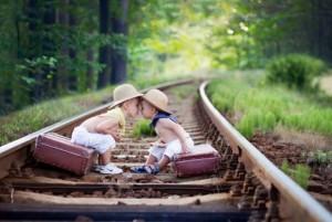 carril de tren