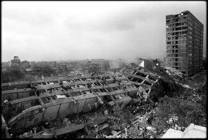 sismo 1985 México